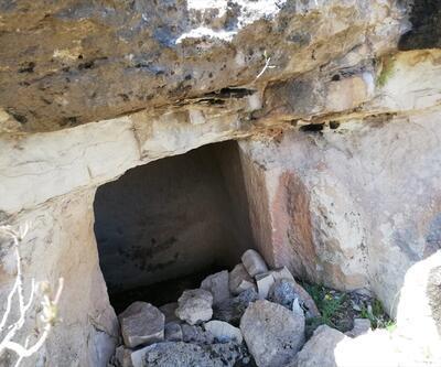 Şırnak'ta teröristlere ait barınak ve sığınak kullanılamaz hale getirildi