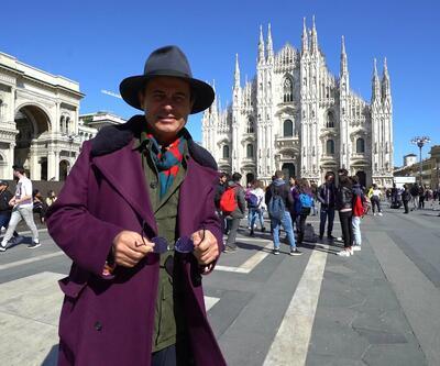Ayhan Sicimoğlu ile Renkler, İtalya'da Milano'yu gezdi