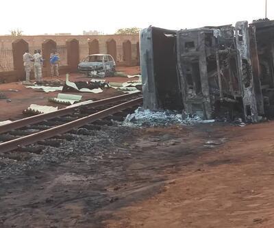 Nijer'de korkunç patlama: 55 ölü