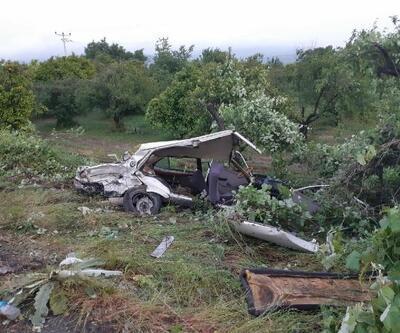 Denizli 1. Ağır Ceza Mahkemesi Başkanı kazada yaralandı