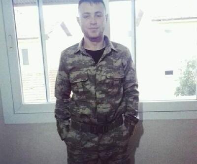 Şırnak şehidi Ali Çeker, memleketi Hatay'da toprağa verildi