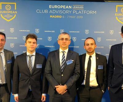 Kulüpler Birliği EPFL'in düzenlediği çalıştaya katıldı