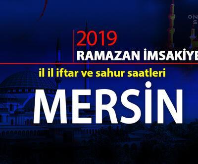 Mersin imsak ve iftar saatleri 2019 - Diyanet oruç açma ve sahur saatleri