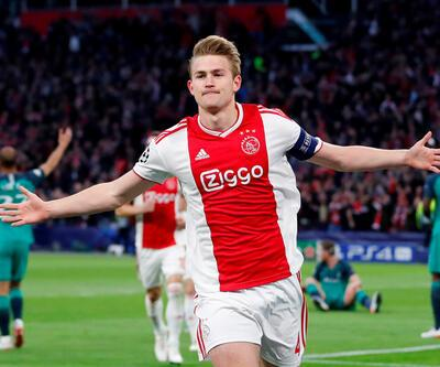 Ajax Tottenham CANLI