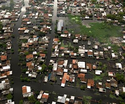 Paraguay'da şiddetli yağışlar nedeniyle acil durum ilan edildi