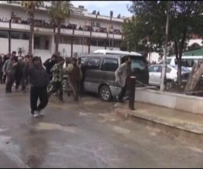 Suriye hapishanelerinde insan hakkı ihlalleri