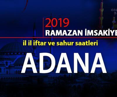Adana iftar saati 2019 Ramazan imsakiyesi: Adana ezan saatleri
