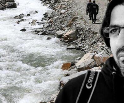 Uçuruma düşen kayıp gazeteci için derenin yönü değiştirilecek