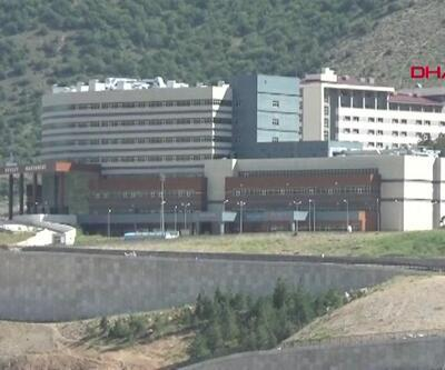 51 milyon liraya mal olan hastane 3 yıldır açılamadı