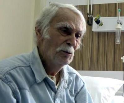 Hastaneye kaldırılan Eşref Kolçak'tan haber var