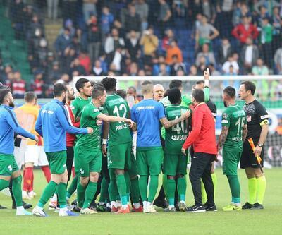 TFF, Rizespor'un maç tekrarı itirazını reddetti