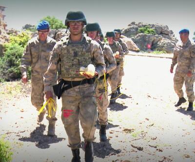 Eğitimlerde mekan ve zaman sınırı yok - Türkiye'nin Özel Birlikleri 10