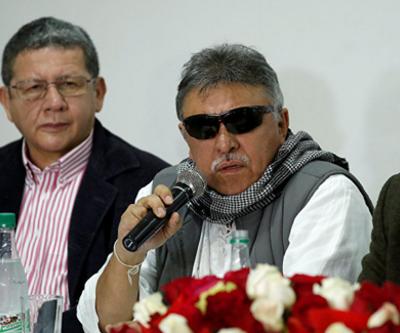 Kolombiya'da serbest bırakılması beklenen FARC lideri cezaevinde yaralandı