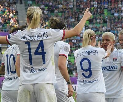 Olympique Lyon Şampiyonlar Ligi şampiyonu oldu