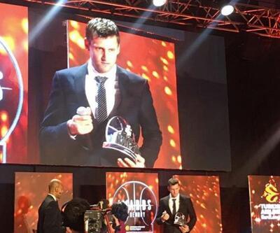 Euroleague'de Jan Vesely MVP seçildi