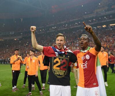TFF'den şampiyon Galatasaray'a kutlama mesajı