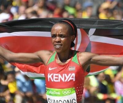 Olimpiyat ikincisi Eunice Kirwa dopingli çıktı