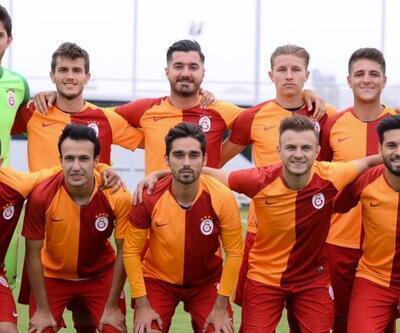 Galatasaray U21 Süper Ligi'nde şampiyon oldu