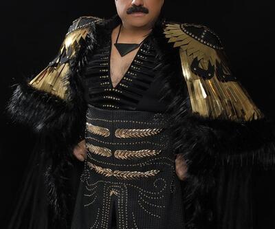 Bülent Serttaş'ın tüm hayatı bu kostümde gizli