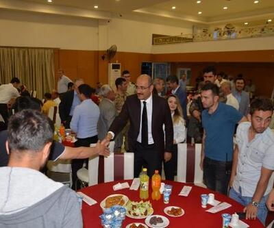 Kurtalan'da şehit aileleri ve gazilere iftar