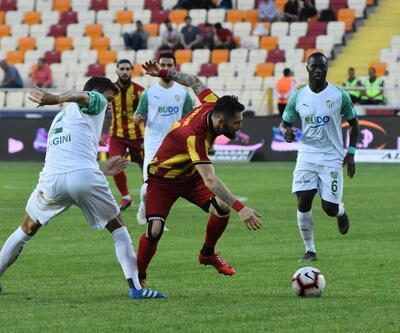 Bursaspor ve Erzurumspor küme düştü