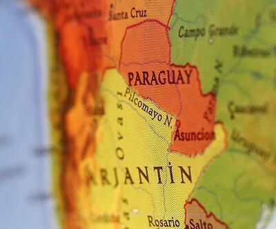 Paraguay'da şiddetli yağışlar sele neden oldu
