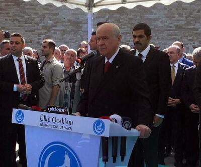 Bahçeli: Türk milleti ortak paydasında birleşip, zulme göz açtırmayacağız