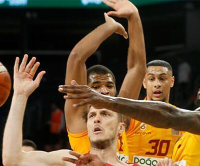 Galatasaray, Gaziantep Basketbol play off 3. maçı saat kaçta, hangi kanalda?