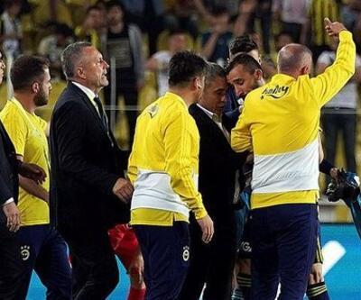 Fenerbahçe'nin tecrübeli kaptanı Mehmet Topal'dan açıklama