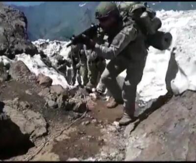 Pençe Operasyonu'ndan ilk görüntüler