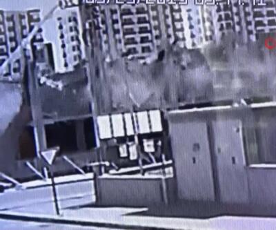 Diyarbakır'da inşaat çöktü