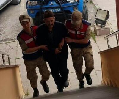 Jandarmanın uygulamasında katil zanlısı yakalandı