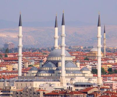 Ankara Cuma namazı saati 31 Mayıs: Diyanet Ankara namaz vakitleri