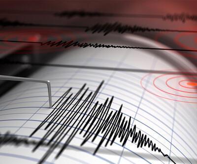 Girit Adası'nda 4,1 büyüklüğünde deprem