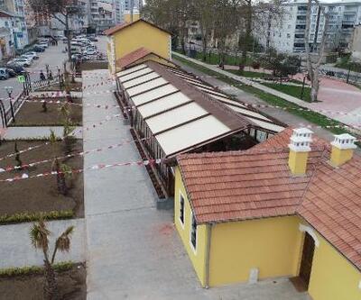 Asırlık tren istasyonu, kent müzesi oldu