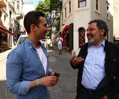 Memlekette Bayram Beyoğlu'nun tarihini, Türk kahvesinin yolculuğunu, Ortaköy'ün dünü ve bugününü ekrana taşıdı