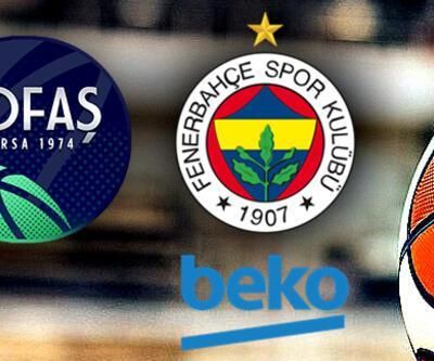 Tofaş, Fenerbahçe basket maçı ne zaman, saat kaçta, hangi kanalda?