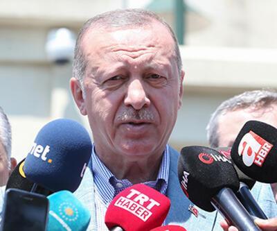 Son dakika! Erdoğan'dan Doğu Akdeniz çıkışı!