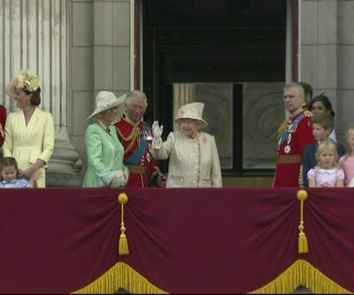 Kraliçe 93 yaşında