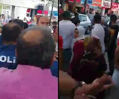 Malatya'da tacizciye linç girişimi