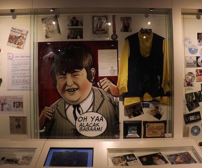 Yeşilçam'ın 'Şişko Nuri'si Kent Müzesi'nde yaşatılıyor
