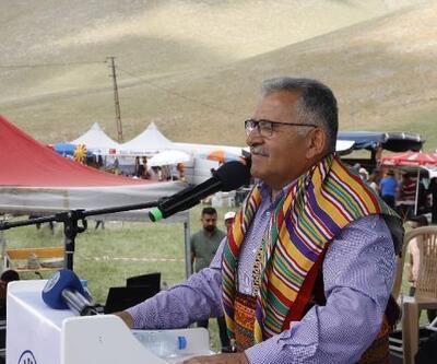 Başkan Büyükkılıç, festivalde 'Ağa' seçildi