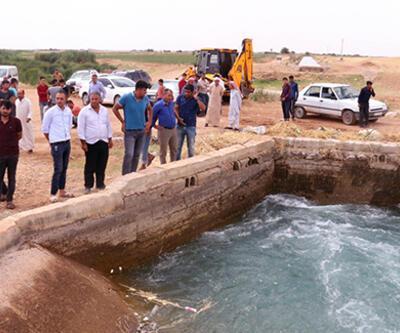 Sulama kanalına düşen Abdulkadir aranıyor