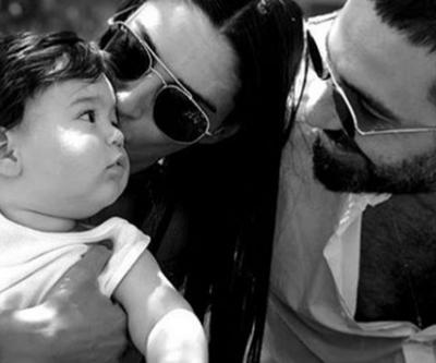 Arda Turan'dan mutlu aile pozu