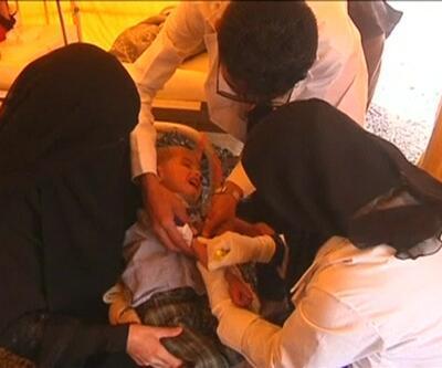 Yemen'de insanlık dramı