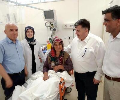Kınık Devlet Hastanesi hizmete açıldı