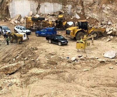 İş makinesiyle 30 metreden düşen operatör öldü