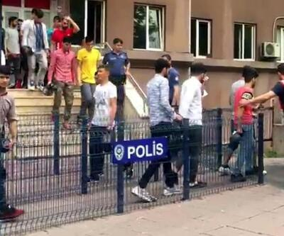 Zeytinburnu'nda 42 kaçak göçmen yakalandı