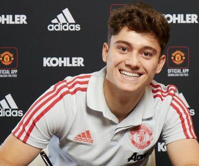 Manchester United Daniel James'i kadrosuna kattı
