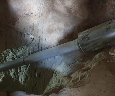 Evin altındaki 20 metrelik tünel kazısına 3 gözaltı